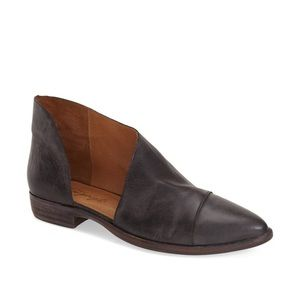 """Free People """"Royale"""" Pointy Toe Flat"""